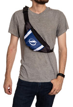 Load image into Gallery viewer, NHL Unisex Adjustable Fanny Pack- Tampa Bay Lightning Crossbody