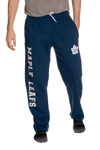 Toronto Maple Leafs Premium Sweatpant Front View