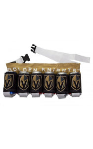 Novelty Beverage Holder Beer Belt- Vegas Golden Knights