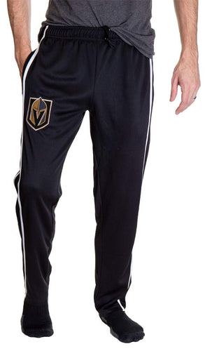 NHL Men's Striped Training Pant- Vegas Golden Knights