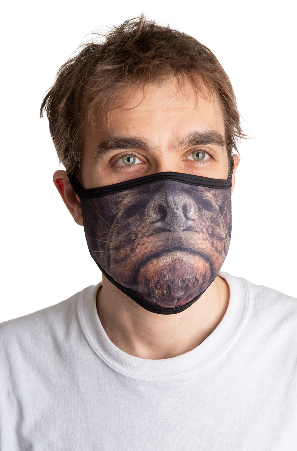 Boxer Dog Face Mask - 3 Pack