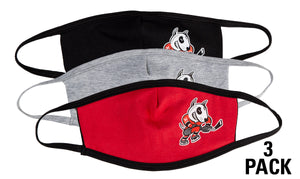 Ice Dogs Face Mask - 3 Pack