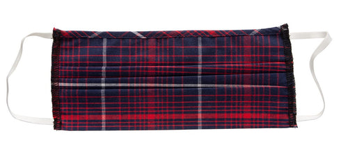 Face Mask - Import - Plaid - Gen 3 - 10 Pack