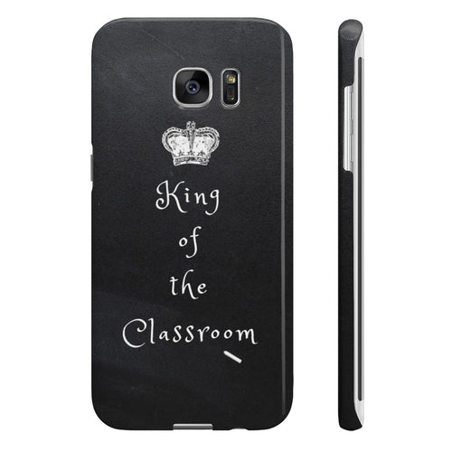 Samsung 'King of the Classroom' Chalkboard Effect Case