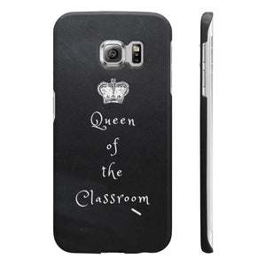 Samsung 'Queen of the Classroom' Chalkboard Effect Case
