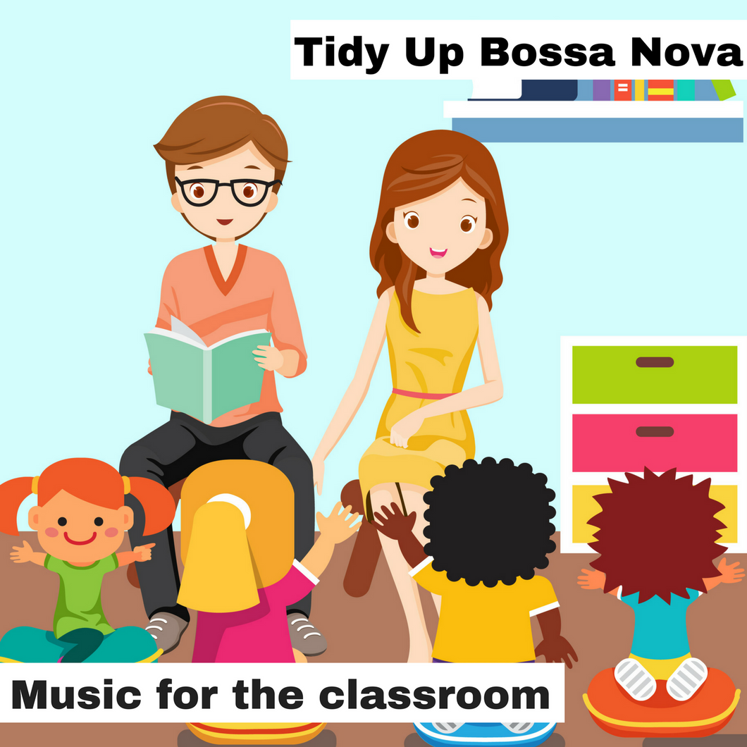 Tidy Up Bossa Nova Song