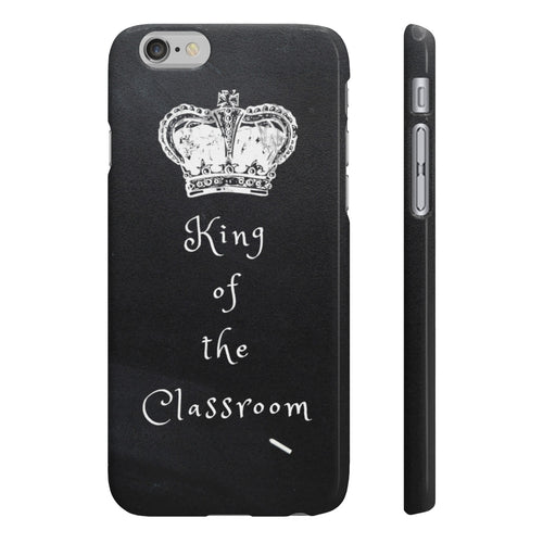 iPhone 'King of the Classroom' Case