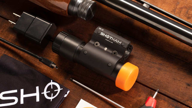 ShotKam Camera with 12-Gauge Mount