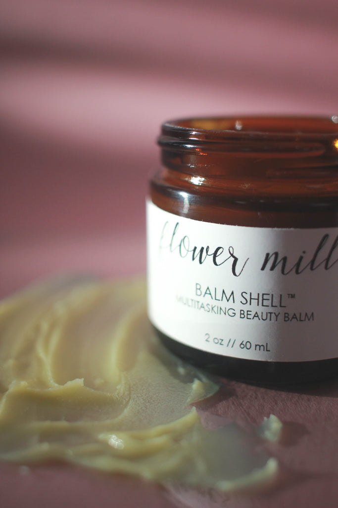 Beauty Balm, Balm Shell, Cleansing Balm