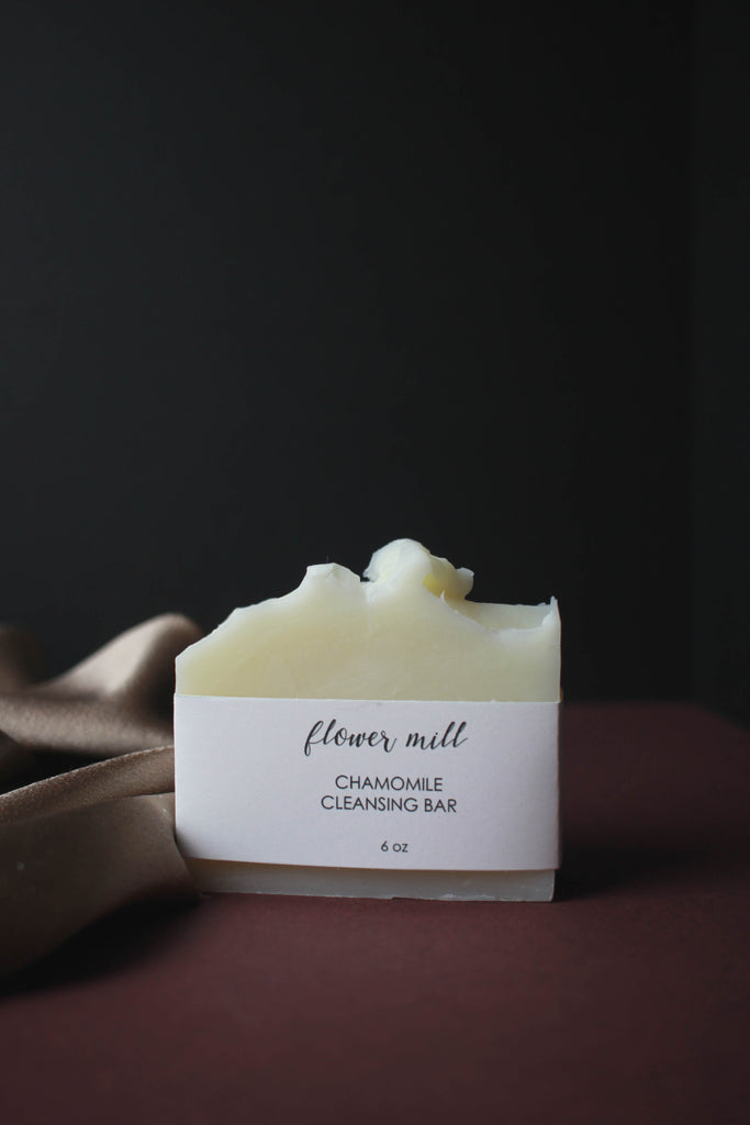 Chamomile Cleansing Bar