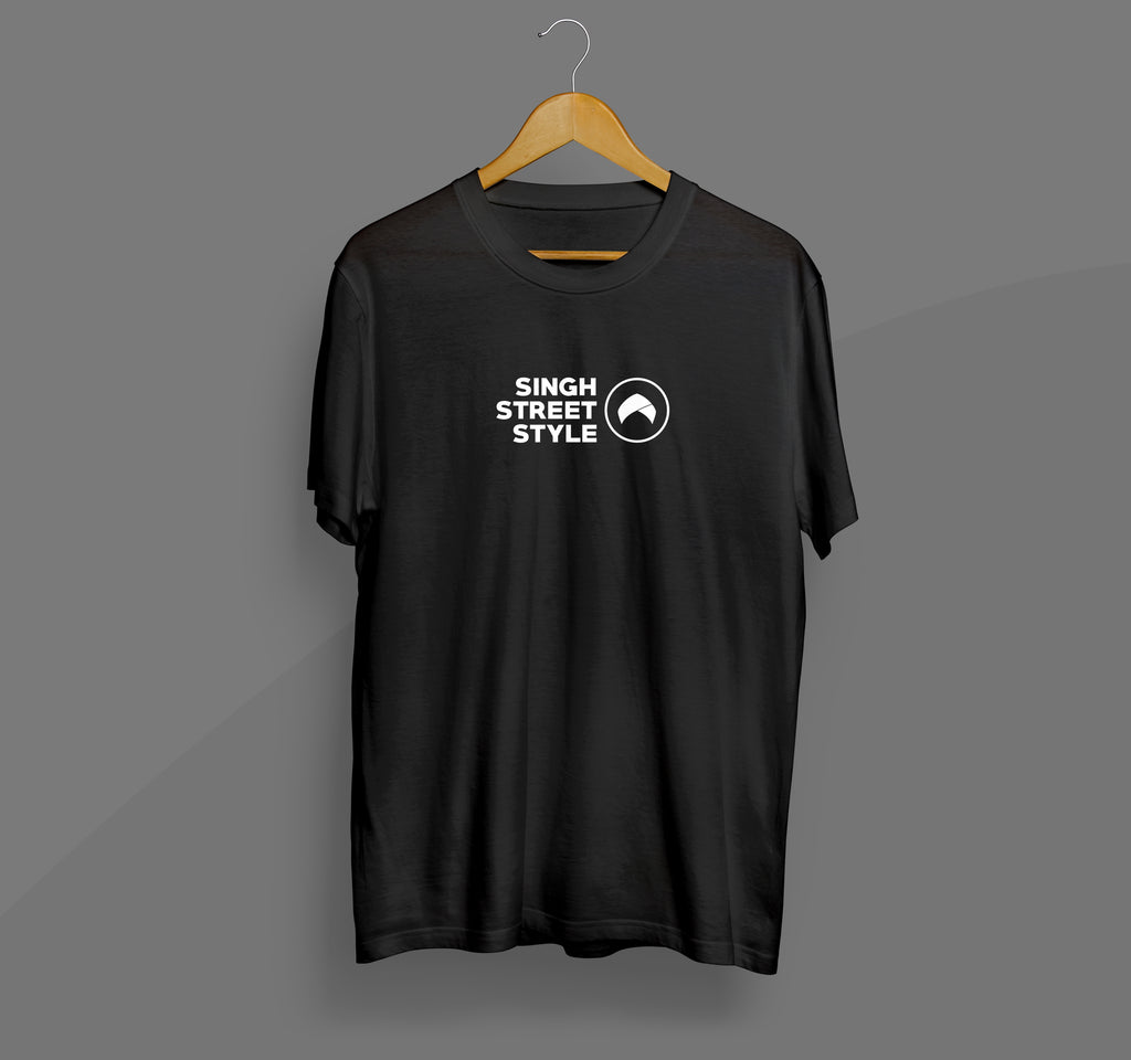 Logo Black T-Shirt