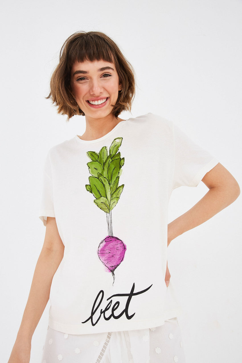 BEETROOT T-SHIRT