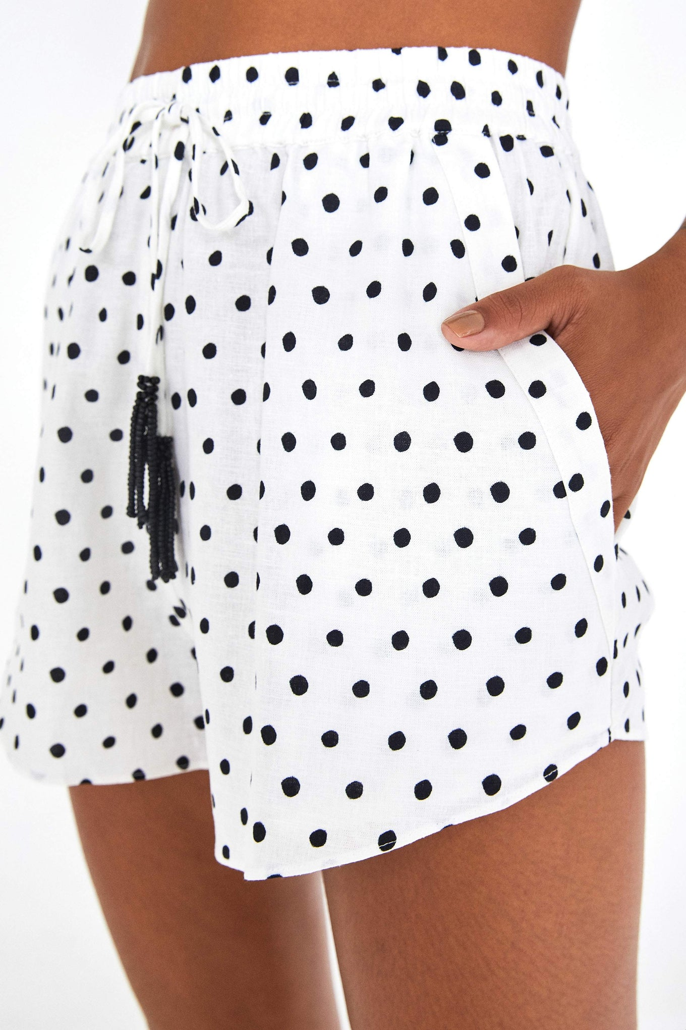 ONCA POLKA DOT SHORTS