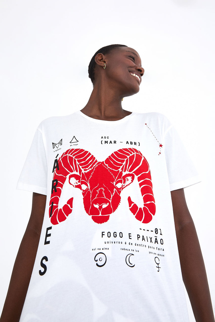 ZODIAC ARIES T-SHIRT