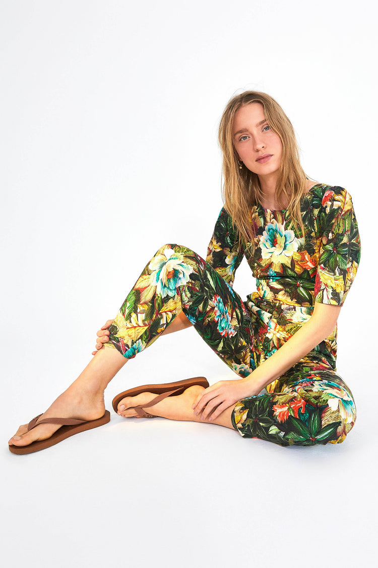 GARDEN DREAMS JUMPSUIT
