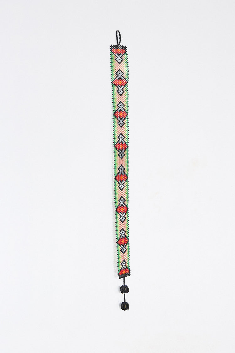 Yawanawa Multi-Colored Choker