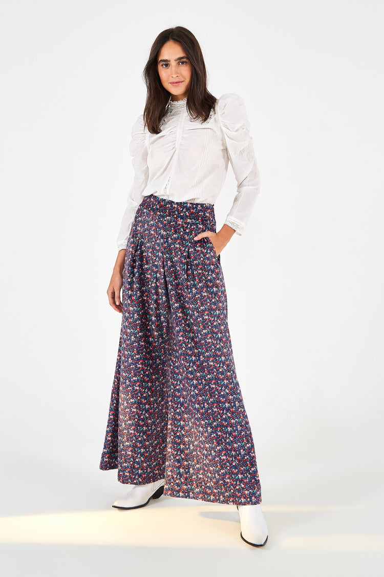 LIBERTY FLOWERS PANTS