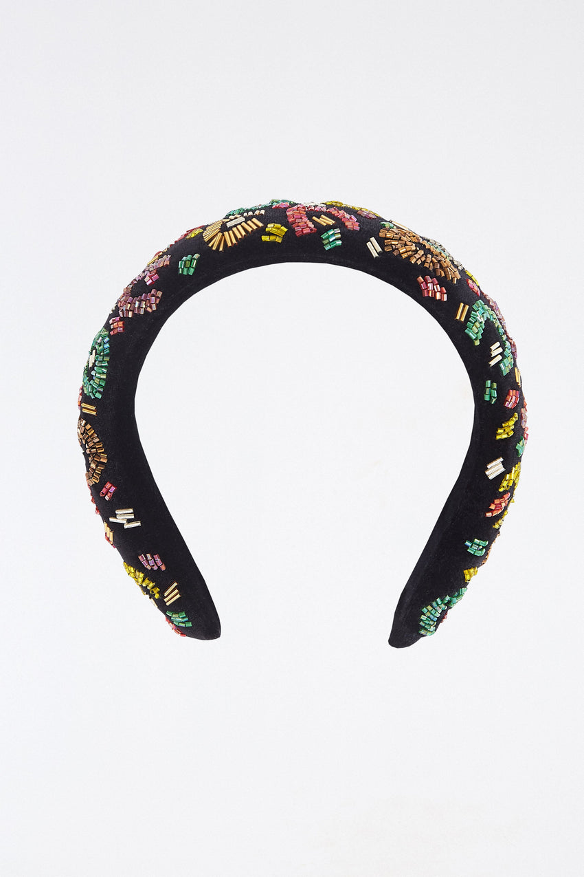 BOROGODO EMBROIDERY HEADBAND