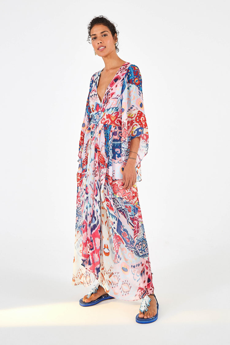 BOBOIKAT MAXI DRESS