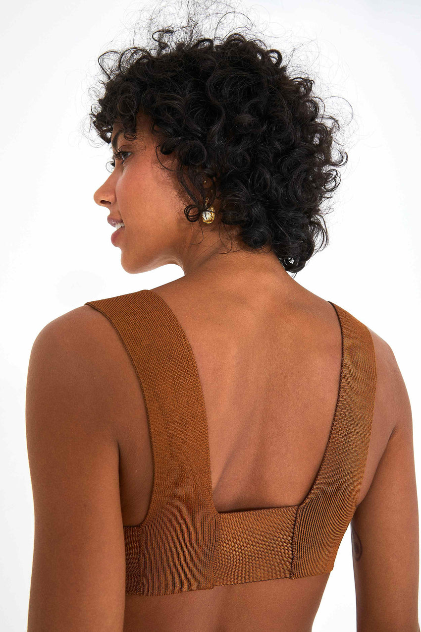 HAIGHT BANDEAU WITH STRAPS