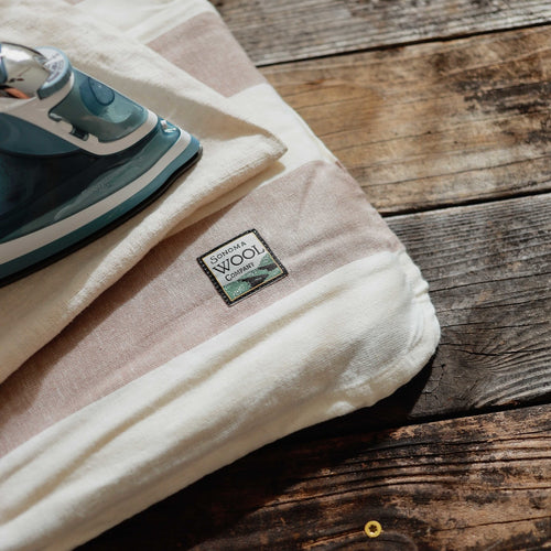 All-Natural Ironing Board Cover