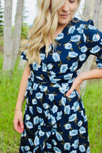 Load image into Gallery viewer, Tulip Wrap Dress