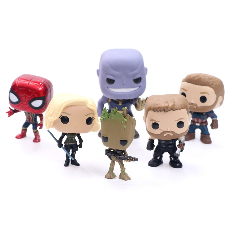 FUNKO POP Marvel Vingadores Ultimato