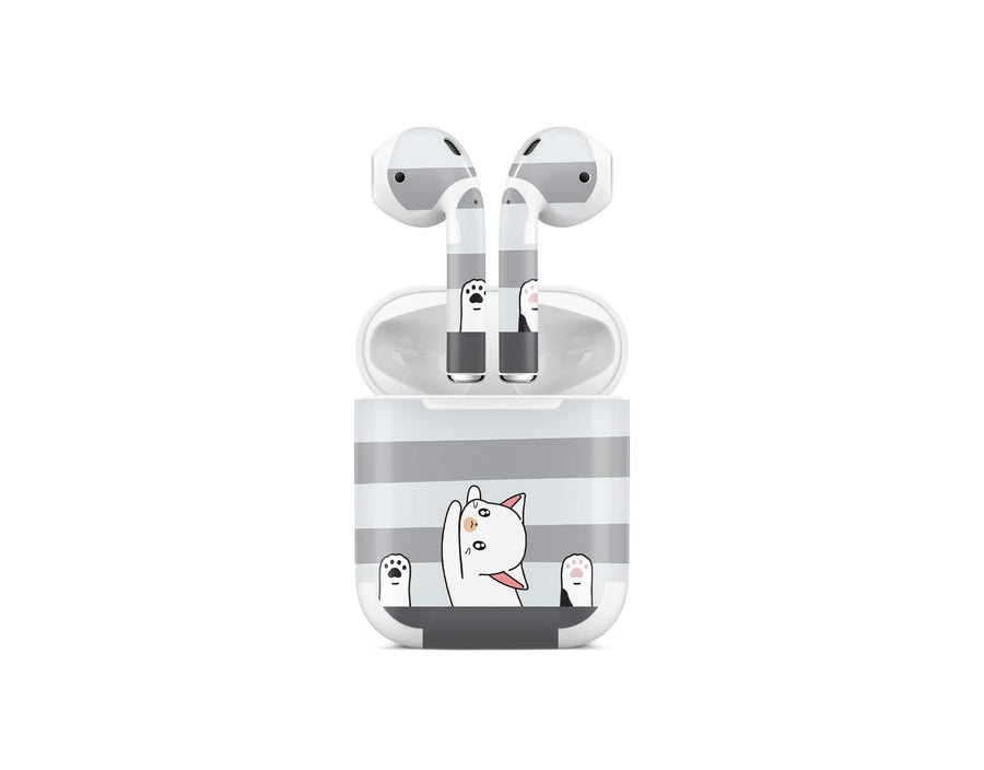 Sticky Bunny Shop AirPods 1 Cute Kittens AirPods 1 Skin