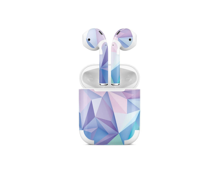 Sticky Bunny Shop AirPods 1 Geometric Pastel AirPods 1 Skin