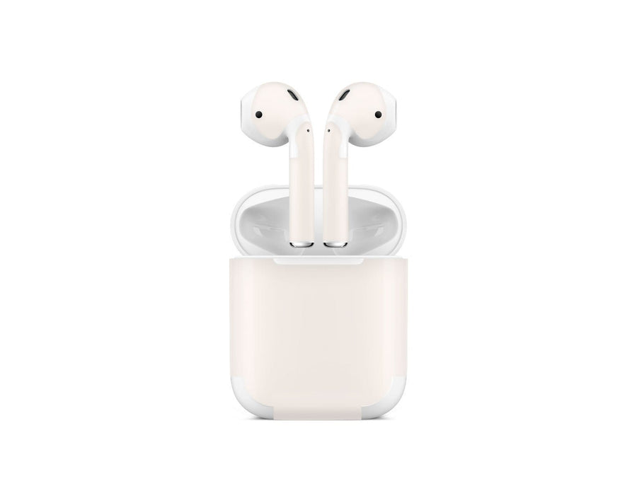 Sticky Bunny Shop AirPods 1 Creme Collection AirPods 1 Skin | Choose Your Color