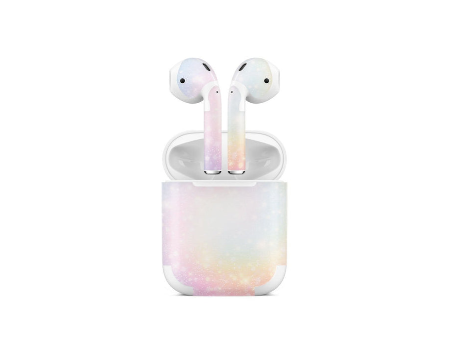 Sticky Bunny Shop AirPods 1 Pastel Swirl AirPods 1 Skin