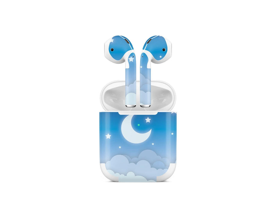 Sticky Bunny Shop AirPods 2 Blue Lunar Sky AirPods 2 Skin