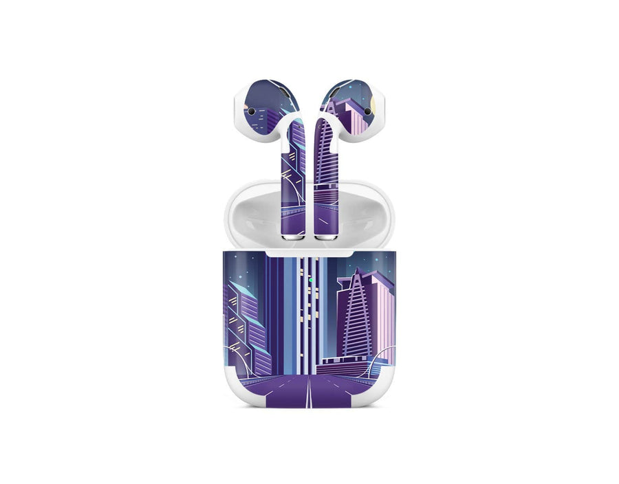Sticky Bunny Shop AirPods 2 Citywave AirPods 2 Skin