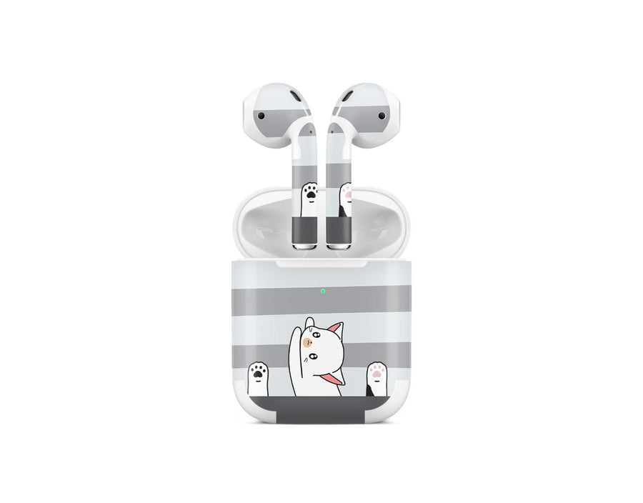 Sticky Bunny Shop AirPods 2 Cute Kittens AirPods 2 Skin