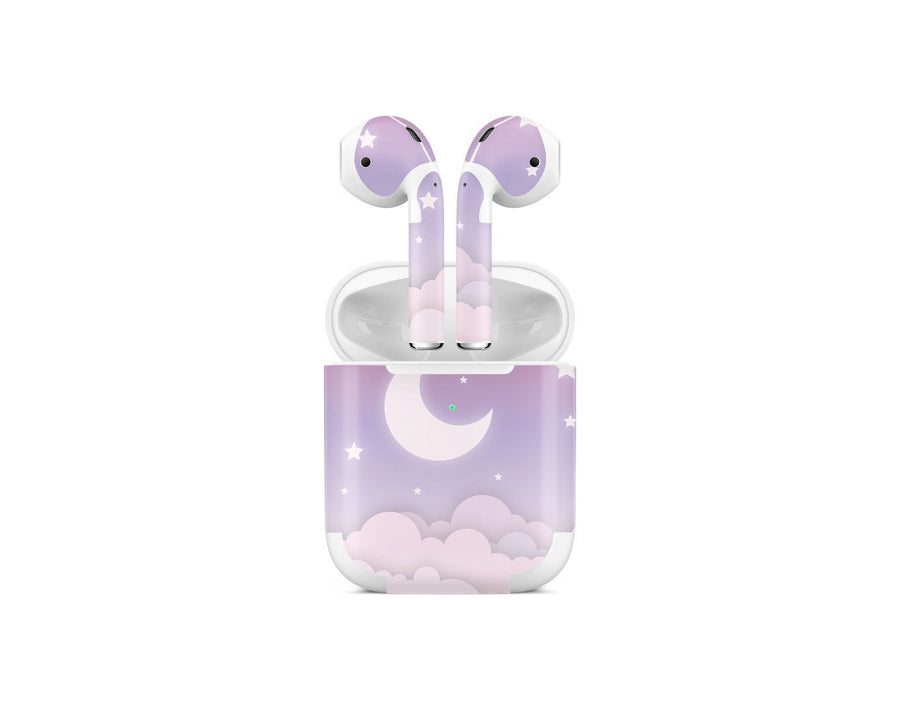 Sticky Bunny Shop AirPods 2 Cute Lunar Sky AirPods 2 Skin