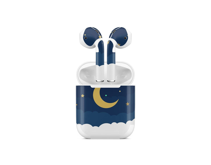 Sticky Bunny Shop AirPods 2 Dark Lunar Sky AirPods 2 Skin