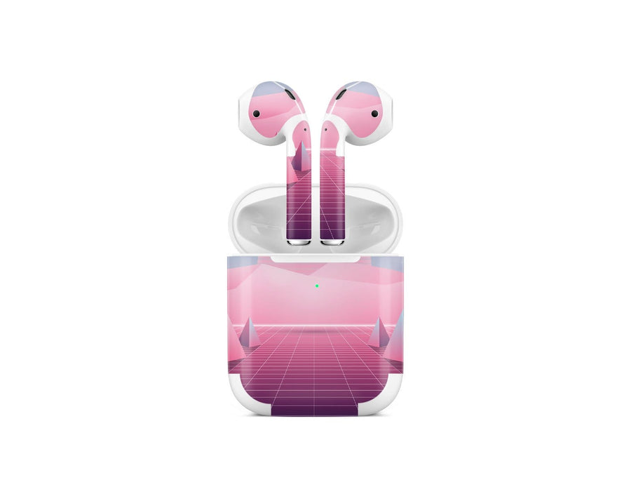 Sticky Bunny Shop AirPods 2 Pastel Vaporwave AirPods 2 Skin