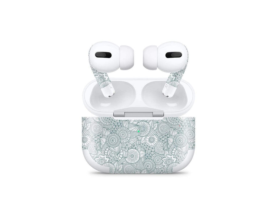 Sticky Bunny Shop AirPods Pro Abstract Floral AirPods Pro Skin