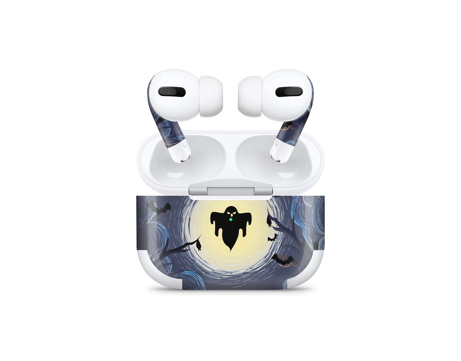 Sticky Bunny Shop AirPods Pro Ghost Of The Night AirPods Pro Skin
