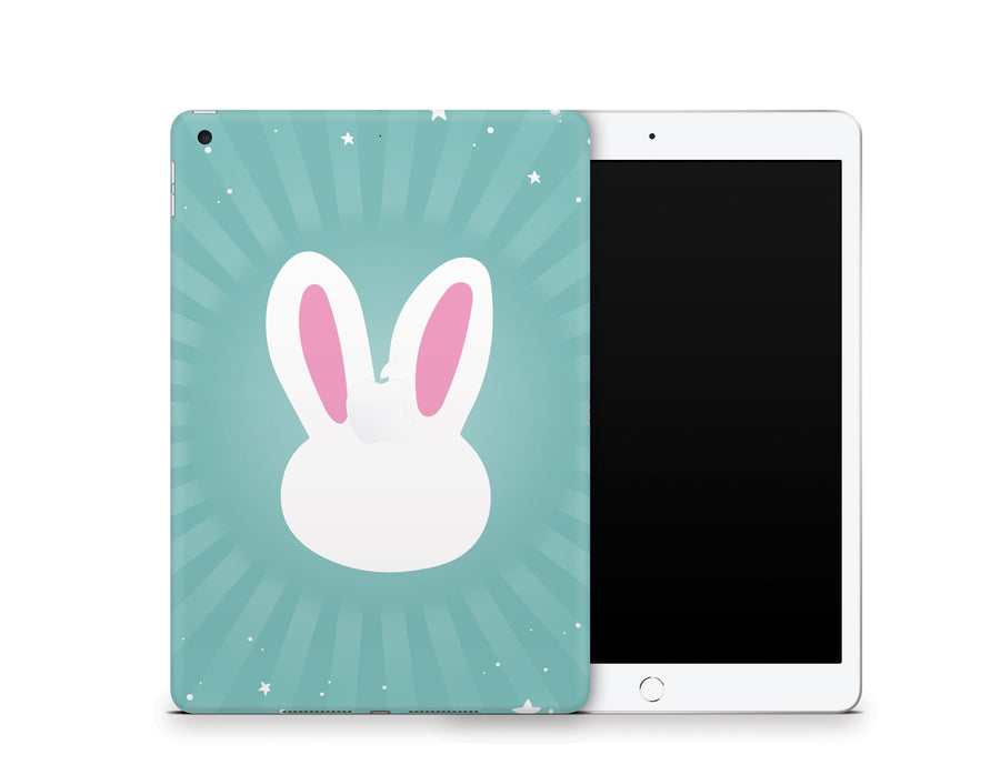 "Sticky Bunny Shop iPad 10.2"" Gen 7 (2019) Cute Bunny iPad 10.2"" Gen 7 (2019) Skin"