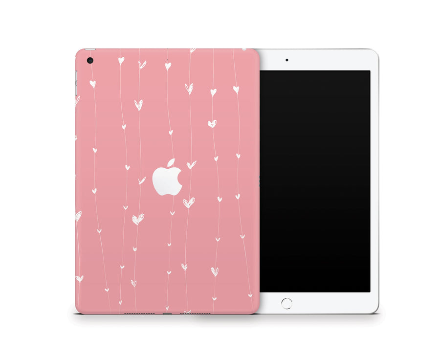 "Sticky Bunny Shop iPad 10.2"" Gen 7 (2019) iPad 10.2"" Gen 7 (2019) Pink Love iPad 10.2"" Gen 7 (2019) Skin"
