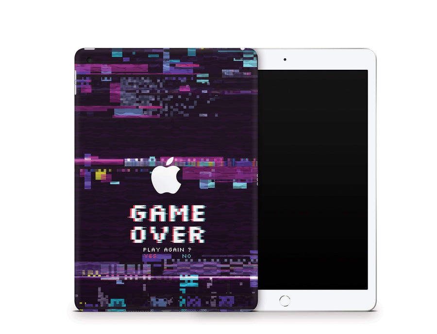 "Sticky Bunny Shop iPad 10.2"" Gen 8 (2020) Game Over Glitch iPad 10.2"" Gen 8 (2020) Skin"