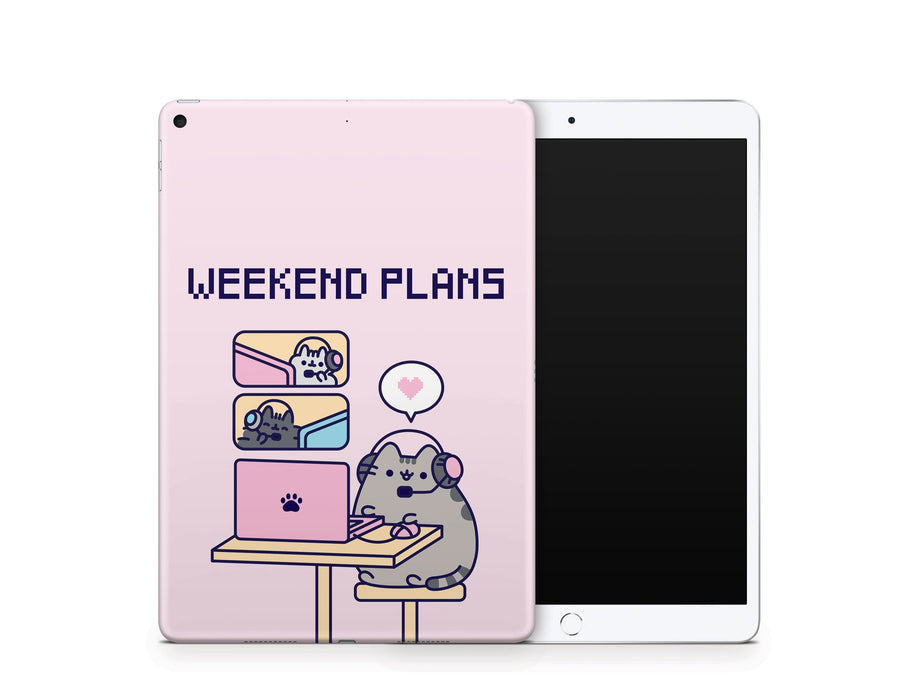 Sticky Bunny Shop iPad Air 3 Gaming Pusheen iPad Air 3 Skin