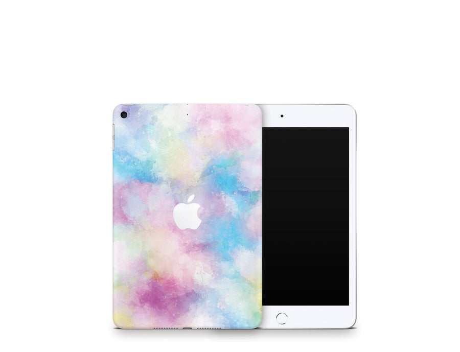 Sticky Bunny Shop iPad Mini 5 iPad Mini 5 Cotton Candy Watercolor iPad Mini 5 Skin