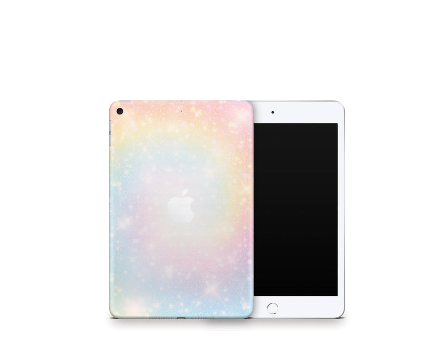 Sticky Bunny Shop iPad Mini 5 iPad Mini 5 Pastel Swirl iPad Mini 5 Skin