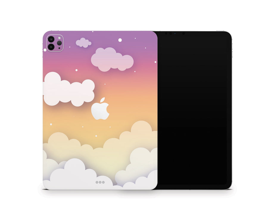 "Sticky Bunny Shop iPad Pro 11"" Gen 2 (2020) iPad Pro 11"" Gen 2 (2020) Sunset Clouds In The Sky iPad Pro 11"" Gen 2 (2020) Skin"
