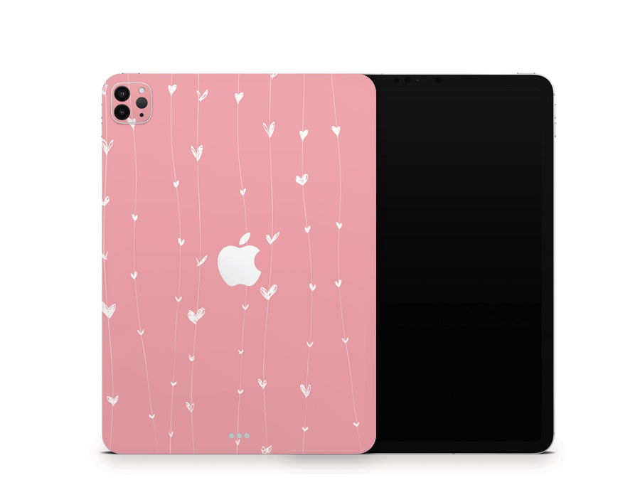 Sticky Bunny Shop iPad Skins iPad Air 3 Pink Love iPad Skin