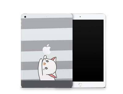 "Sticky Bunny Shop iPad Skins iPad 10.2"" Gen 7 (2019) Cute Kittens iPad Skin"