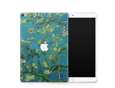 Sticky Bunny Shop iPad Skins iPad Air 3 Almond Blossoms By Van Gogh iPad Skin