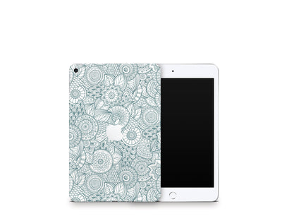 Sticky Bunny Shop iPad Skins iPad Mini 5 Abstract Floral iPad Skin